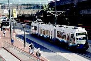 Škoda 10 T - Tacoma Streetcar