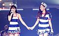 Taeyeon & Seohyun in June 2014.jpg