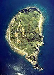 island in Toshima, Kagoshima, Japan