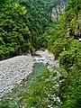Taiwan Taroko-Schlucht Shakadang Trail 10.jpg
