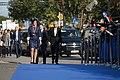 Tallinn Digital Summit. Arrivals Theresa May (37388773361).jpg