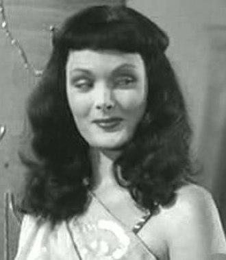 Tamara Lees - Tamara Lees in Totò Sceicco (1950)
