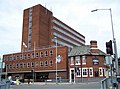 Tamworth Borough Council Building and the White Lion - geograph.org.uk - 778133.jpg