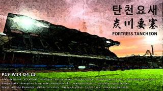 Seongnam FC in Asian football