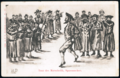 Tanz des Marschelik, Spassmacher (1902 postcard).png