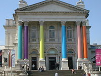Tate Britain decorated for Days Like These exhibition.jpg