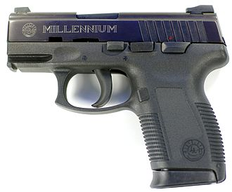 Taurus (manufacturer) - Taurus PT 145 with a Blued finish