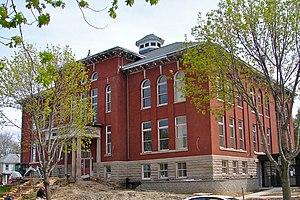 Taylor School (Davenport, Iowa) - Image: Taylor School Dave IA