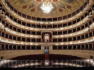 Teatro Municipale (Reggio Emilia) theatre in Reggio Emilia, Italy