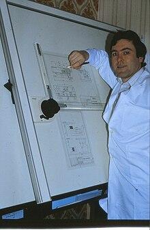Technischer zeichner wikipedia for Produktdesigner gehalt