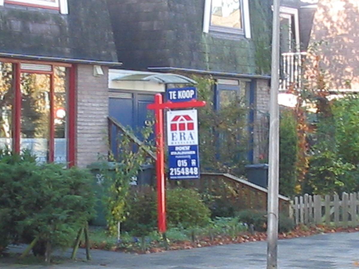 Makelaar wikipedia for Makelaar huizen