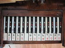 Musical keyboard - Wikipedia
