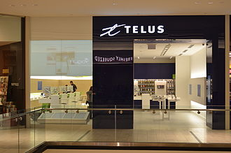 Telus - TELUS in Markville Shopping Centre