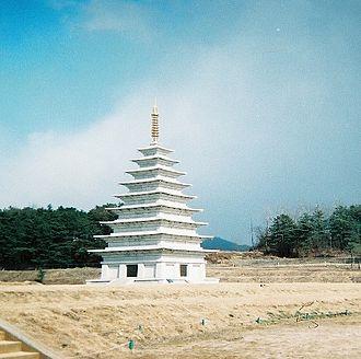 Baekje - Mireuksa
