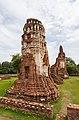 Templo Mahathat, Ayutthaya, Tailandia, 2013-08-23, DD 14.jpg