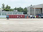 Temporary Toilets in Gangshan Air Force Base Open Day 20170812.jpg