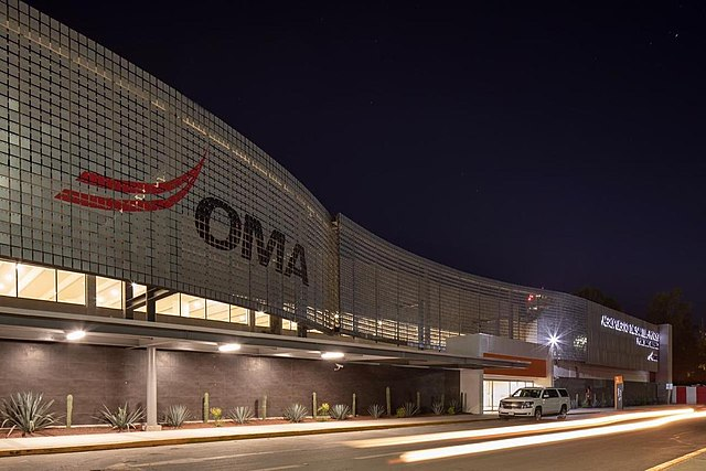 Aéroport international de San Luis Potosi