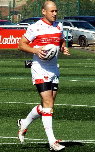 Terry Campese - Image: Terry Campese Hull KR
