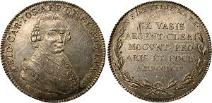 Friedrich Karl Joseph von Erthal - Friedrich Karl Joseph von Erthal, 1794
