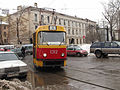 "The A, ""Annushka"" tram on Chistye Prudy (4472351195).jpg"