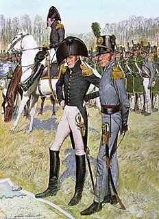 Regiment of Riflemen US military unit of War of 1812 era