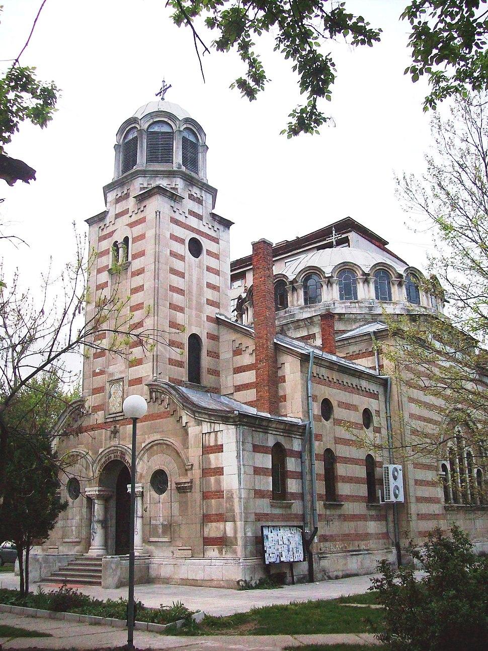 The Assu Church in Rousse