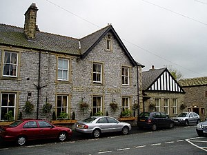 Worston - Image: The Calf's Head, Worston geograph.org.uk 68647