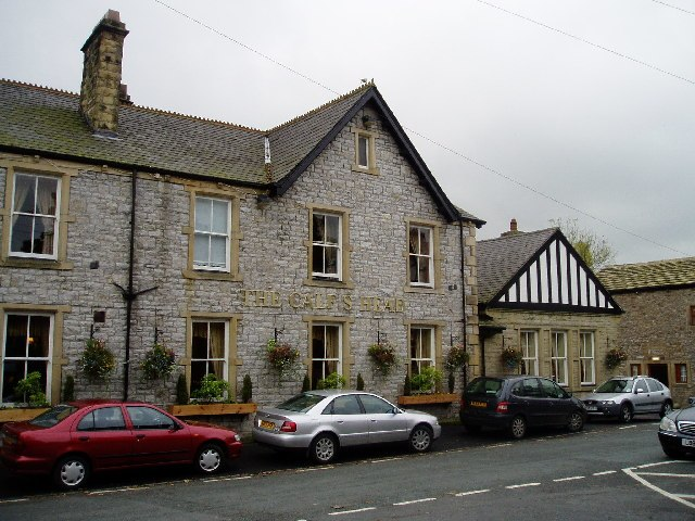 The Calf'sHead, Worston - geograph.org.uk - 68647