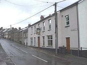 The Cefn Pennar, Blackberry Place, Cefnpennar - geograph.org.uk - 947417.jpg