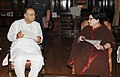 The Chief Minister of Tamil Nadu, Ms. J. Jayalalithaa meeting the Union Minister for Finance, Corporate Affairs and Defence, Shri Arun Jaitley, in New Delhi on June 03, 2014 (1).jpg