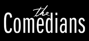 The Comedians (2015 TV series) - Image: The Comedians logotype