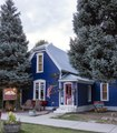 The Crested Butte Angler shop in Crested Butte, a town heavily populated during ski season located high in the Rocky Mountains in Gunnison County, Colorado LCCN2015633526.tif