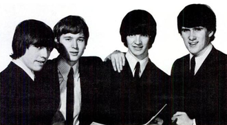 The Escorts (British band) - The Escorts in 1965