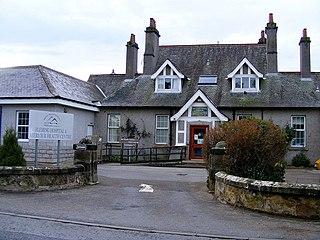 Fleming Cottage Hospital Hospital in Scotland