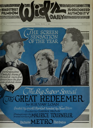 The Great Redeemer - Advertisement