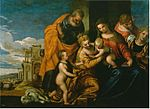 The Marriage of Saint Catherine (1580); Paolo Veronese.JPG
