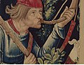 The Mystic Capture of the Unicorn (from the Unicorn Tapestries) MET DP155511.jpg