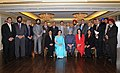 The Prime Minister, Dr Manmohan Singh in a group photo with the Members of ParliamentMembers of Legislative Assembly of Canada, in Toronto on June 28, 2010.jpg