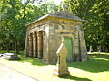 The Roman Catholic Church of Ss Thomas and Elizabeth Thurnham, Mausoleum for the Gillow Family - geograph.org.uk - 1371236.jpg