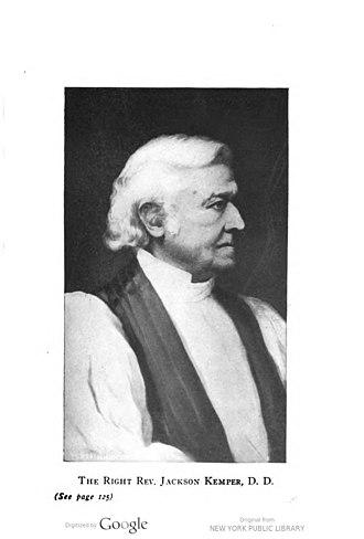 Jackson Kemper - Jackson Kemper