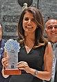The Shield of Honor - Israeli Hope ceremony - Alona Barkat (GPO310) (cropped).jpg