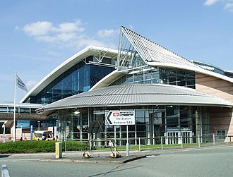 Manchester Airport station - Image: The Station geograph.org.uk 511890