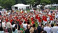 The U.S. Marine Corps Band plays patriotic tunes, 2009.jpg