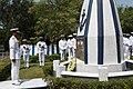 The War Memorial at Indian Naval Ship Gomantak.JPG
