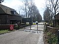 The entrance to Houghton Grange - geograph.org.uk - 1226723.jpg