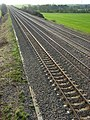 The railway, Cholsey - geograph.org.uk - 720497.jpg