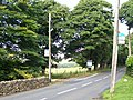 The turn-off into Tullybrannigan Road from Bryansford Road - geograph.org.uk - 1470920.jpg