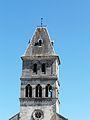Thiviers église clocher.JPG