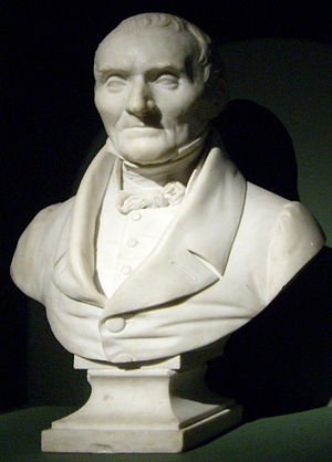 Thomas Henry (patron of the arts) - Bust of Thomas Henry, by Dantan