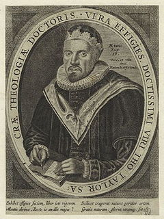 Thomas Taylor (priest, 1576–1632) English clergyman, born 1576